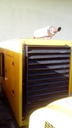 Grupo gerador de energia 150kva