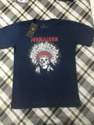Camisa Jonh Jonh tamanha M