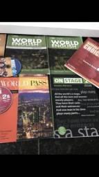 + de 12 livro + cd de 350 por 150 reais promoção