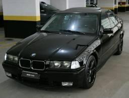 BMW 325i único dono 50 mil milhas - 1992