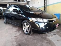 HONDA CIVIC 2008/2008 1.8 LXS 16V FLEX 4P AUTOMÁTICO - 2008