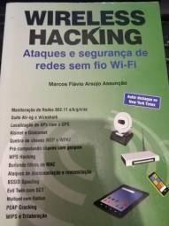 Livro wireless hacking