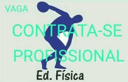 Contrata-se Educador(a) Físico