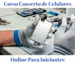 Curso de Conserto de Celular Online - com certificado