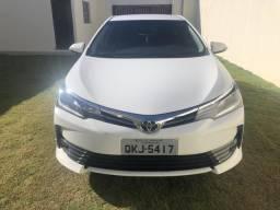 Vendo Corolla XRS - 2018