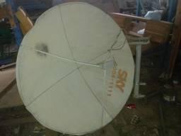 Vendo antena de sky