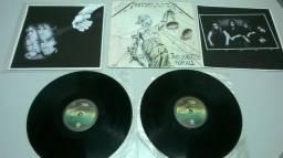 Metallica 1988 And Justice For All Lp Duplo Capa Dupla Raro Argentino