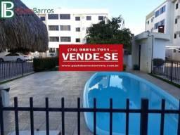 Apartamento para vender no Edifício Siena ? Orla II de Petrolina Paulo Barros Imóveis