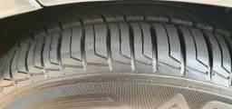 1.0 trend, 5 pneus novos - 2010