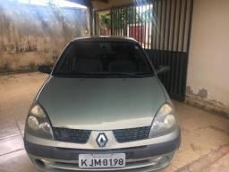Clio 2005 completo R$ 9.000 ou troco por PCX - 2005