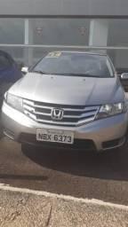Honda city 1.5 ex flex automatico - 2013