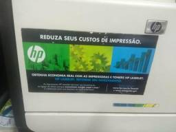 Impressora Laser color HP