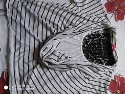 Camiseta feminina lindas da Espanha