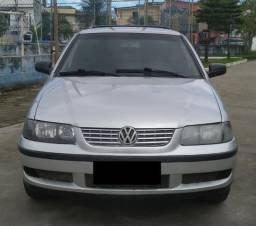 Volkswagen Saveiro Prata - 2001