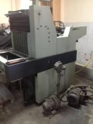 Impressora offset monocolor marca adast 515 dominant