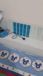 1 Cama Infantil (Carros) + 1 colchão
