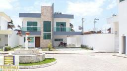 T- Casa Em Condomínio No Araçagi - 3 Suítes _ Alto Padrão - Duplex