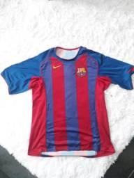 Camisa Histórica BARCELONA (Ronaldinho)