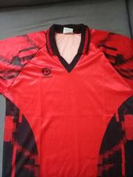 Camisa Dellerba Passeio Treino Futebol Oficial Coleção 1f31af4bc92