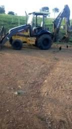 Retro escavadeira BL60