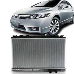 Radiador Agua Honda New Civic 2007 2008 2009 2010 2011 2012 Manual/Automatica comprar usado  Joinville