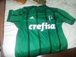 c4718ab33a R$ 60,00 Camisa Palmeiras Originam adidas Climacol