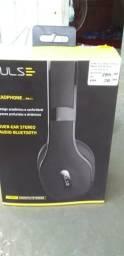 Vendo fone de ouvido pulse via blutufe com um dia de uso somente.