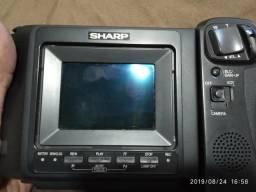 Vendo filmadora SHARP
