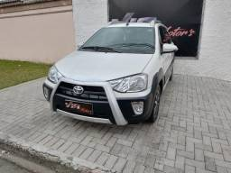 Etios Cross 1.5 Flex 2017 - Oportunidade - 2017