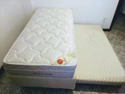 Cama Bibox Solteiro + sofá de 2 lugares