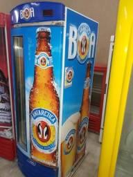 Cervejeira a Boa 500 litros metal frio