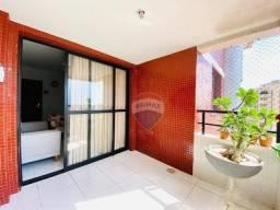 Ed. Real Seasons: Excelente Apartamento 88m² 3 Quartos (2 Suítes) 1 Vg Andar Alto
