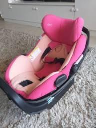 Combo carrinho Quiny Mood + bebê conforto + cadeira de alimentação Burigotto