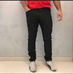 Calça,jeans original não é tingido