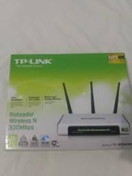 Roteador TP-LINK 3 antenas