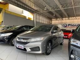 Honda city 1.5 lx cvt 2015 flex * zap