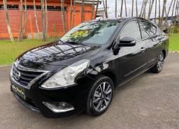 Nissan versa unique 1.6 2018 aut
