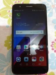 Celular LG K11+ novo valor 650,00