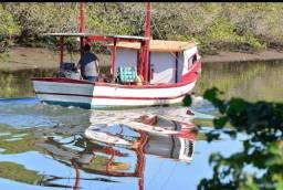 Barco de camarão