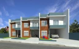 Casa Geminada para Venda em Joinville, Saguaçu, 3 dormitórios, 1 suíte, 1 banheiro, 2 vaga