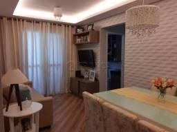 Apartamento à venda com 2 dormitórios em Parque industrial, Sao jose dos campos cod:V9242