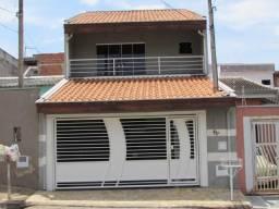 Sobrado à venda, 3 quartos, 2 vagas, Jardim Boer I - Americana/SP