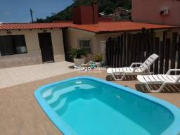 Casa com piscina em Florianópolis-Sc (Saco dos Limões)