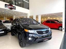 SORENTO 2011/2012 2.4 EX2 4X2 16V GASOLINA 4P 7 LUGARES AUTOMÁTICO