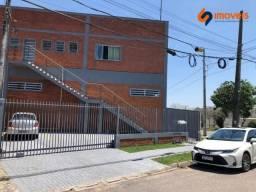 Apartamento com 3 dormitórios para alugar, 70 m² por R$ 1.140,00/mês - Cidade Industrial -