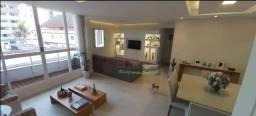 Apartamento com 3 dormitórios à venda, 120 m² por R$ 515.000 - Jardim Aquarius - São José