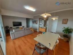 Apartamento com 2 dormitórios à venda, 100 m² por R$ 600.000,00 - Jardim das Indústrias -