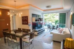Apartamento à venda com 3 dormitórios em Jurerê internacional, Florianópolis cod:AP001685