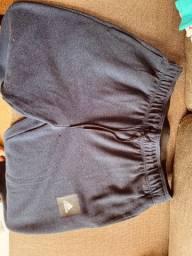 Calça esportiva adidas original seminova usada tm l igual a m