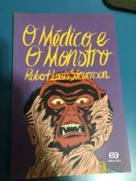 Livro - O médico e o monstro - Robert Louis Stenson